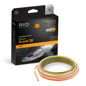 Rio InTouch Scandi 3D Shooting Head