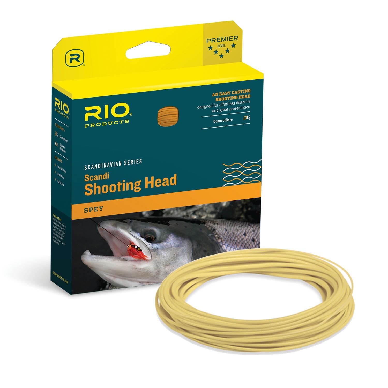 Rio Scandi Shooting Head Body