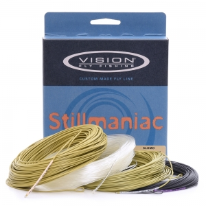 Vision Stillmaniac Fly Line