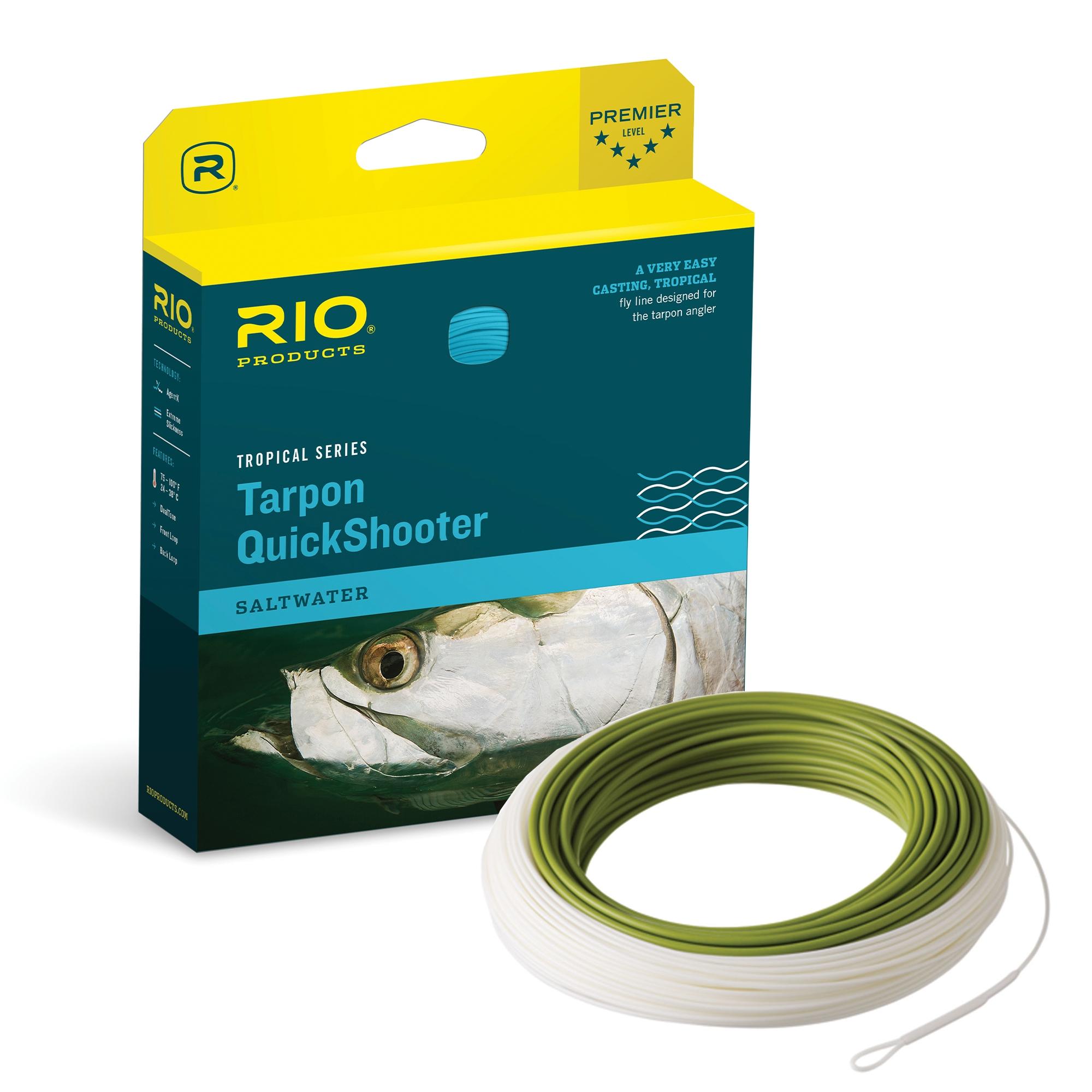 Rio Tarpon Quickshooter Fly Line