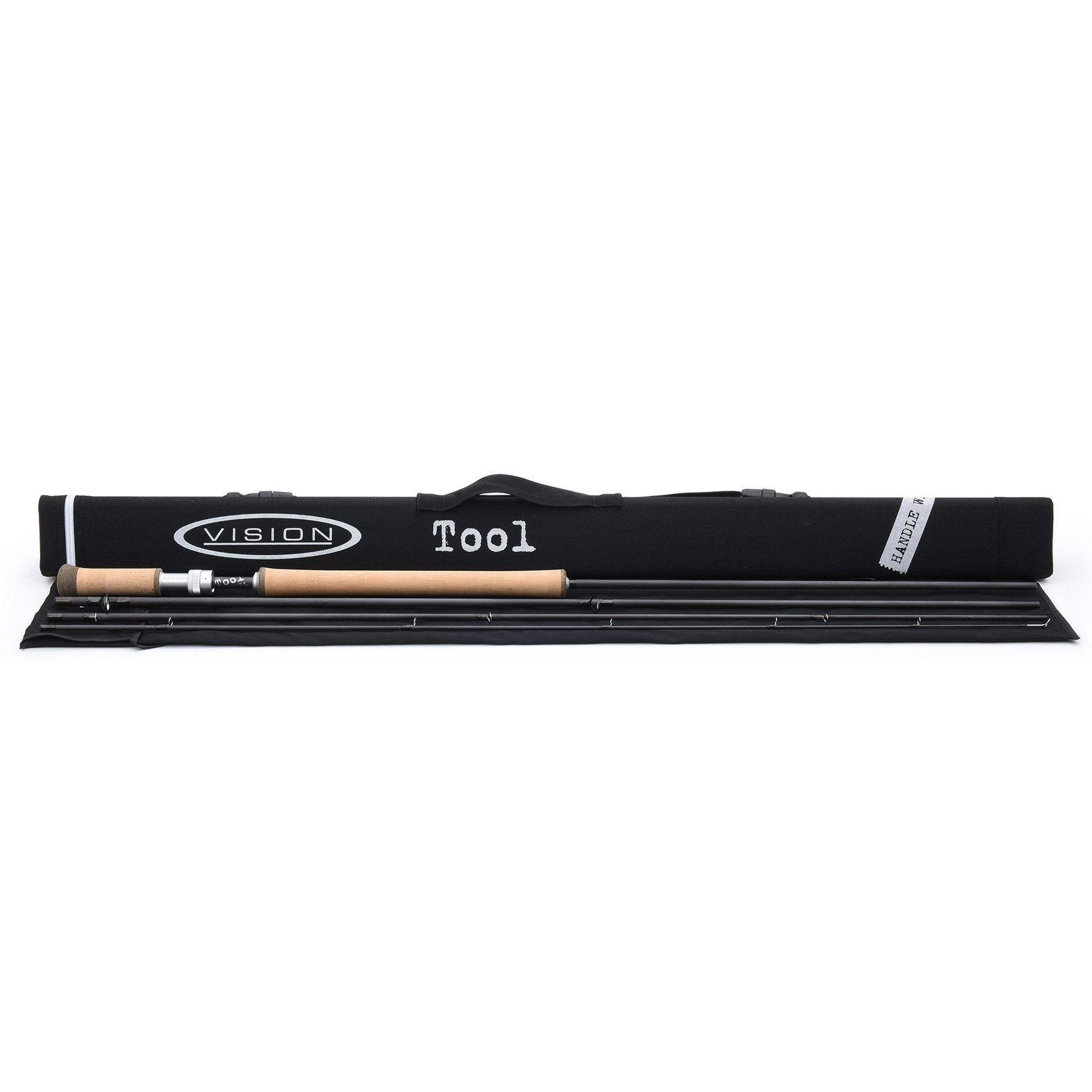 Vision Tool Double Handed Fly Rod