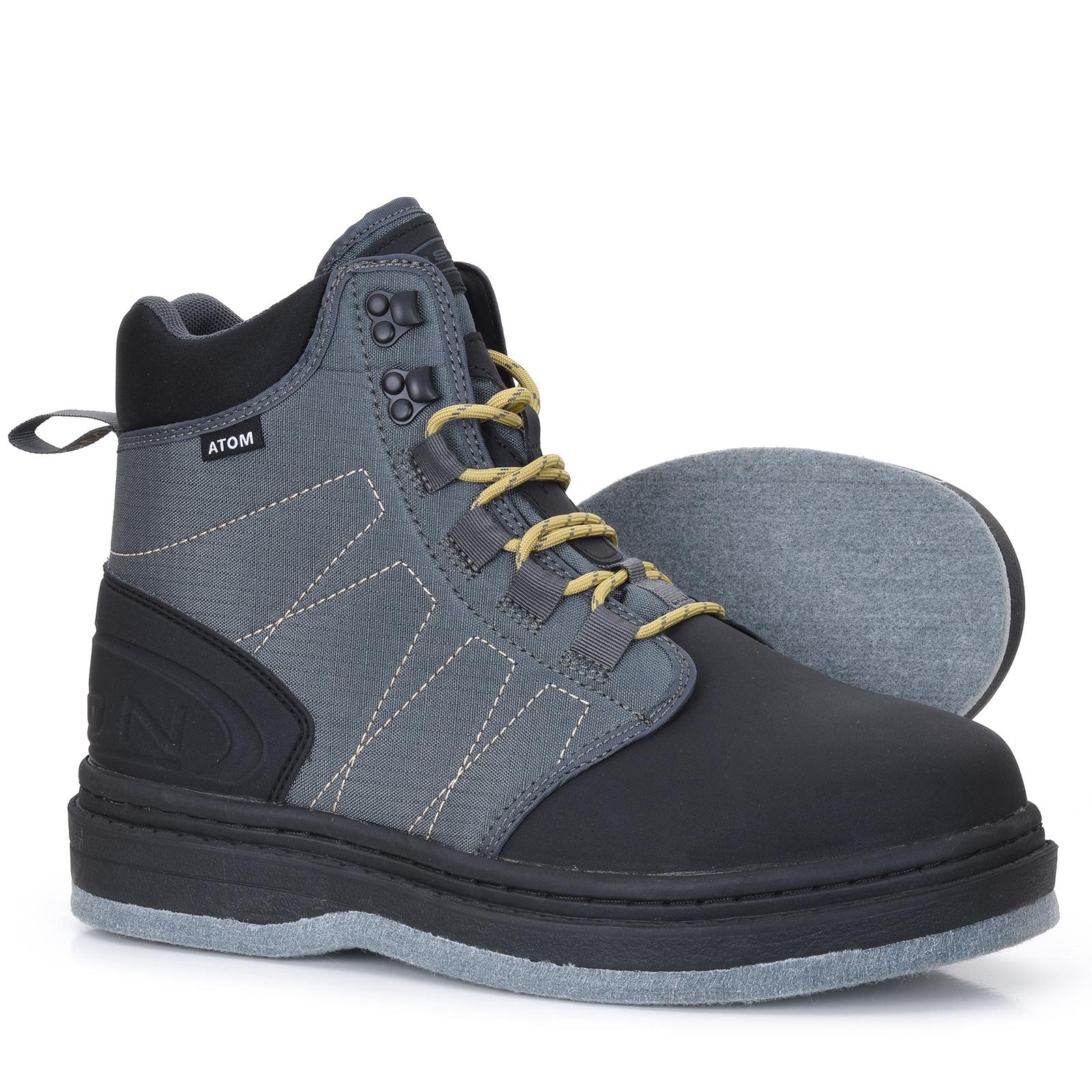 Atom Felt Boot