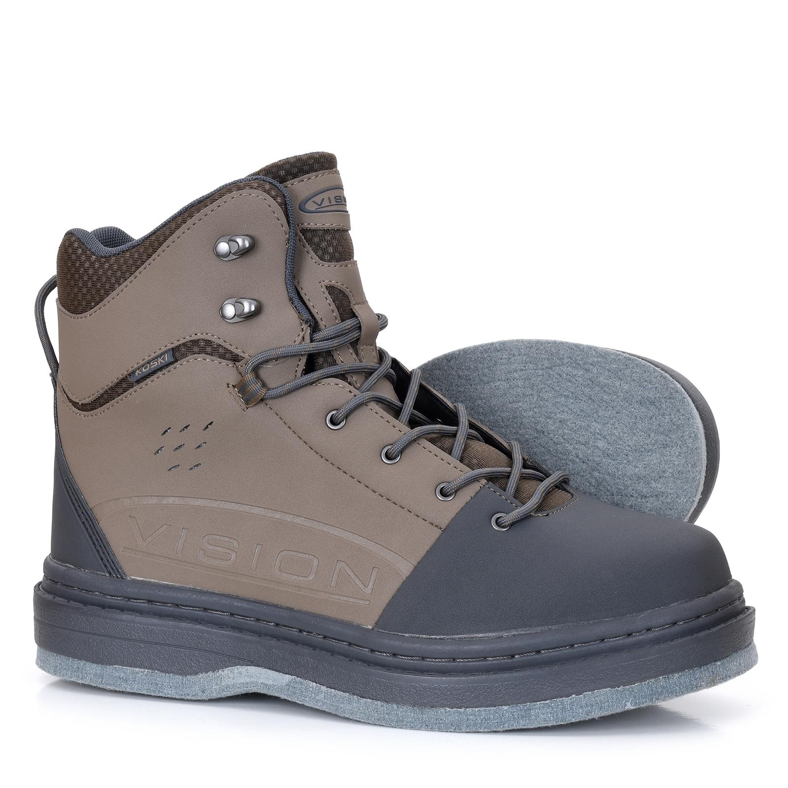 Koski Felt Boot