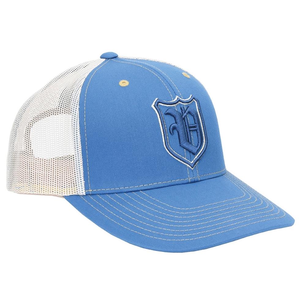 Vee Blue Cap