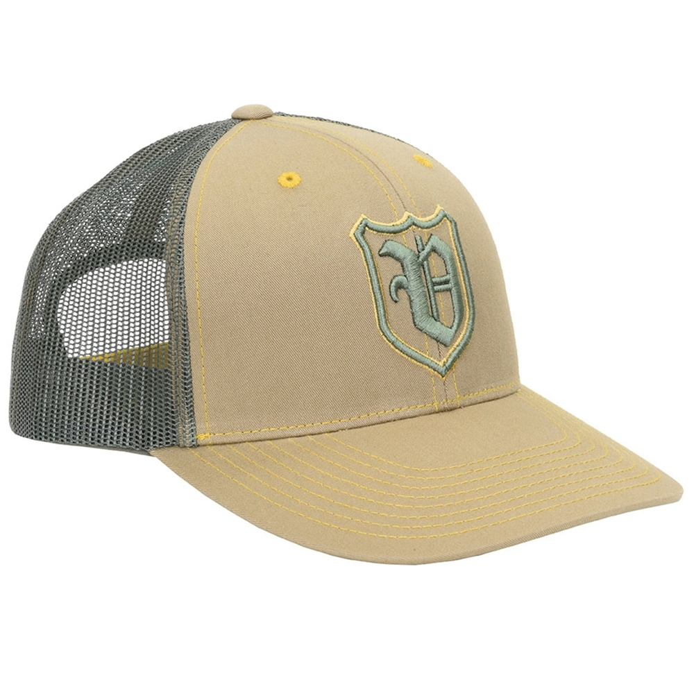 Vee Olive Cap