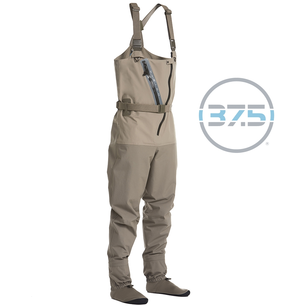 Vision Scout 2.0 Zip Wader