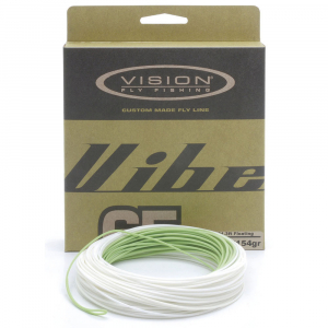 Vision Vibe 65+ Fly Line