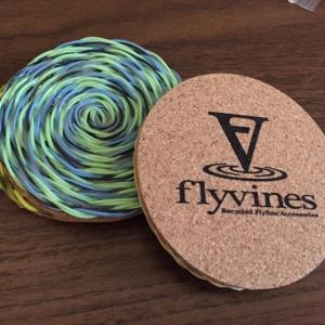 Flyvines Coaster Set