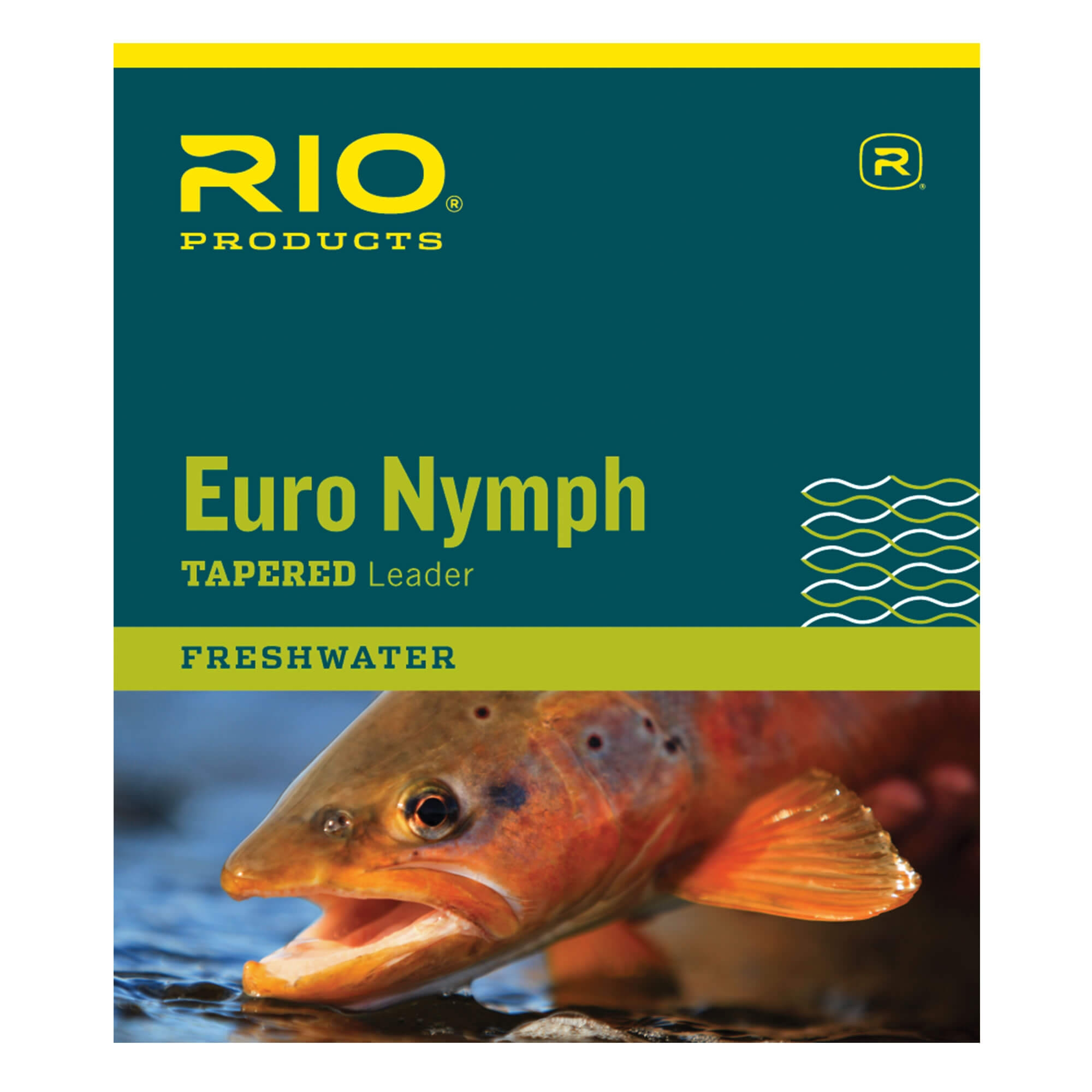 Freshwater Tapered Leader Euro Nymph
