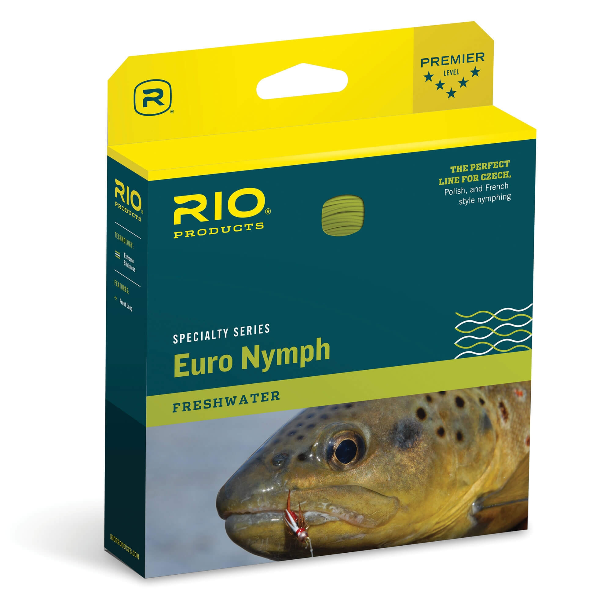 FIPS Euro Nymph