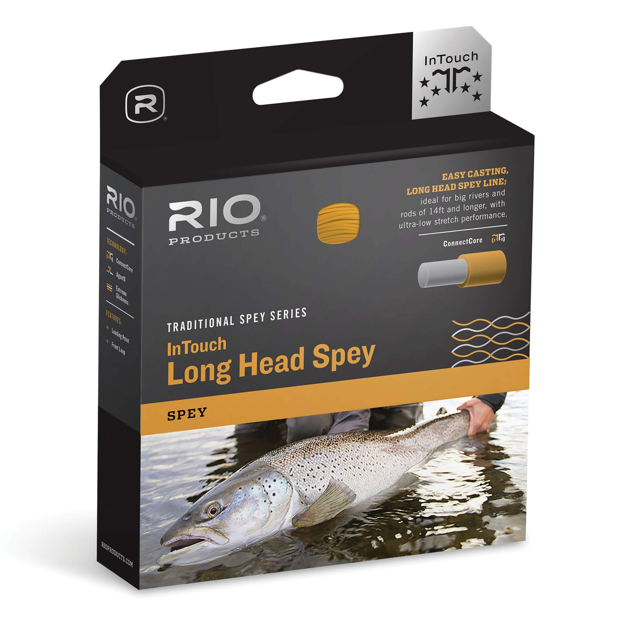 InTouch Long Head Spey