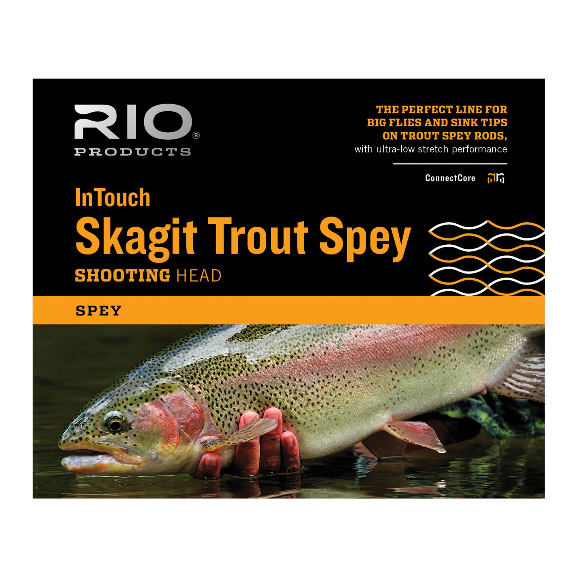 INTOUCH SKAGIT TROUT SPEY SHOOTING HEAD