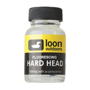 Loon Fluorescing Hard Head Fly Finish