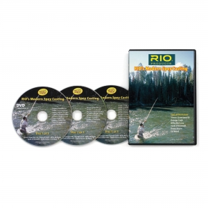 Rio Modern Spey Casting DVD 3 Disk Set