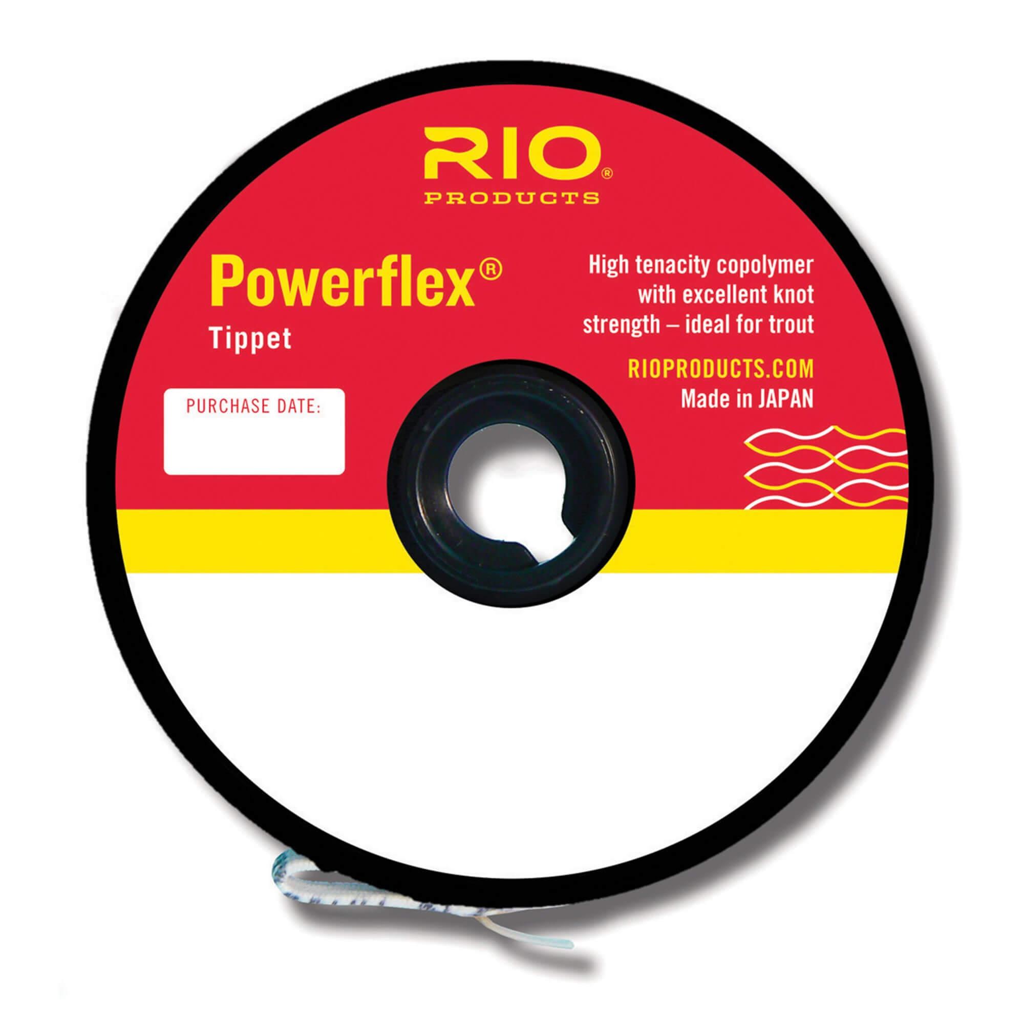 Freshwater Tippet Powerflex