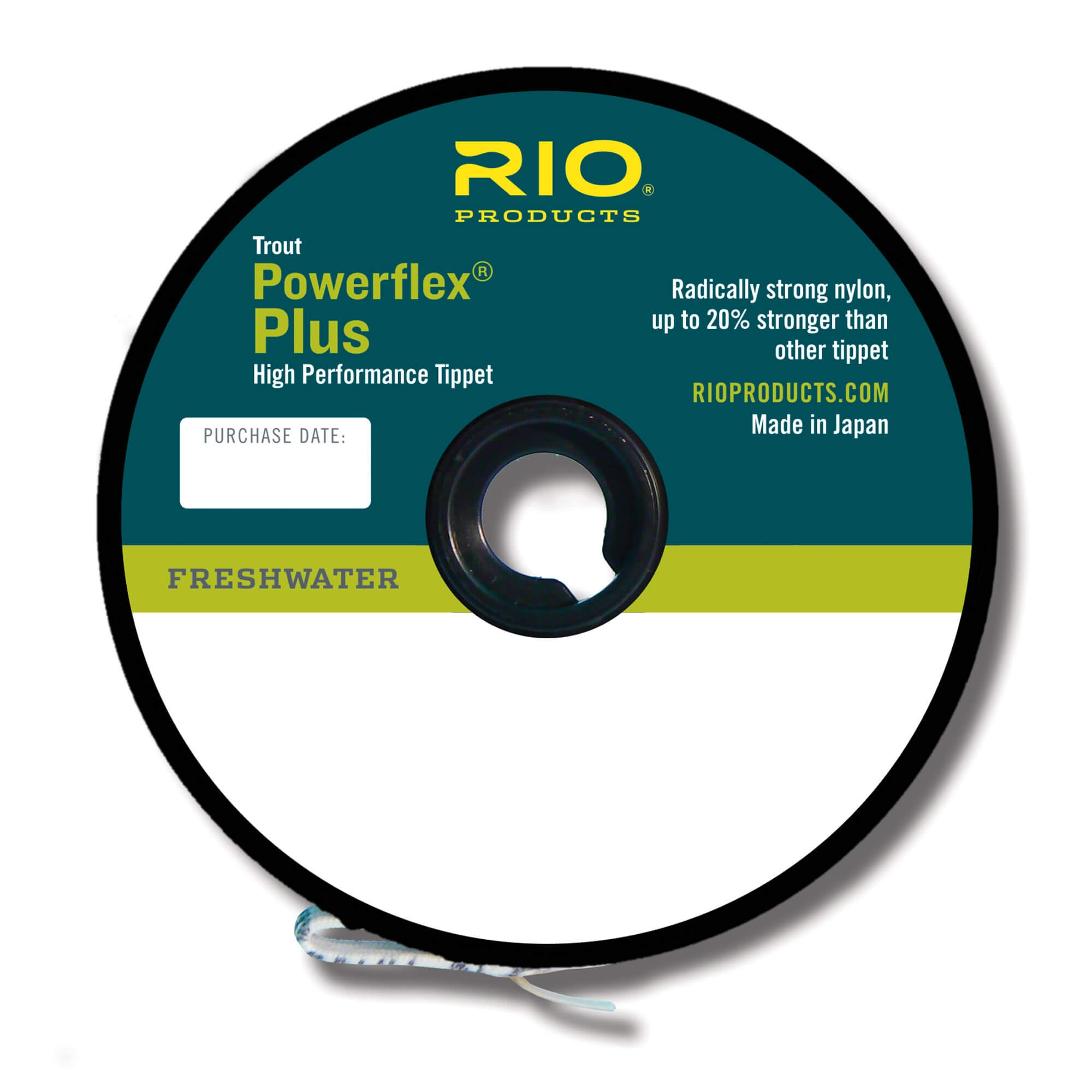 Freshwater Tippet Powerflex Plus