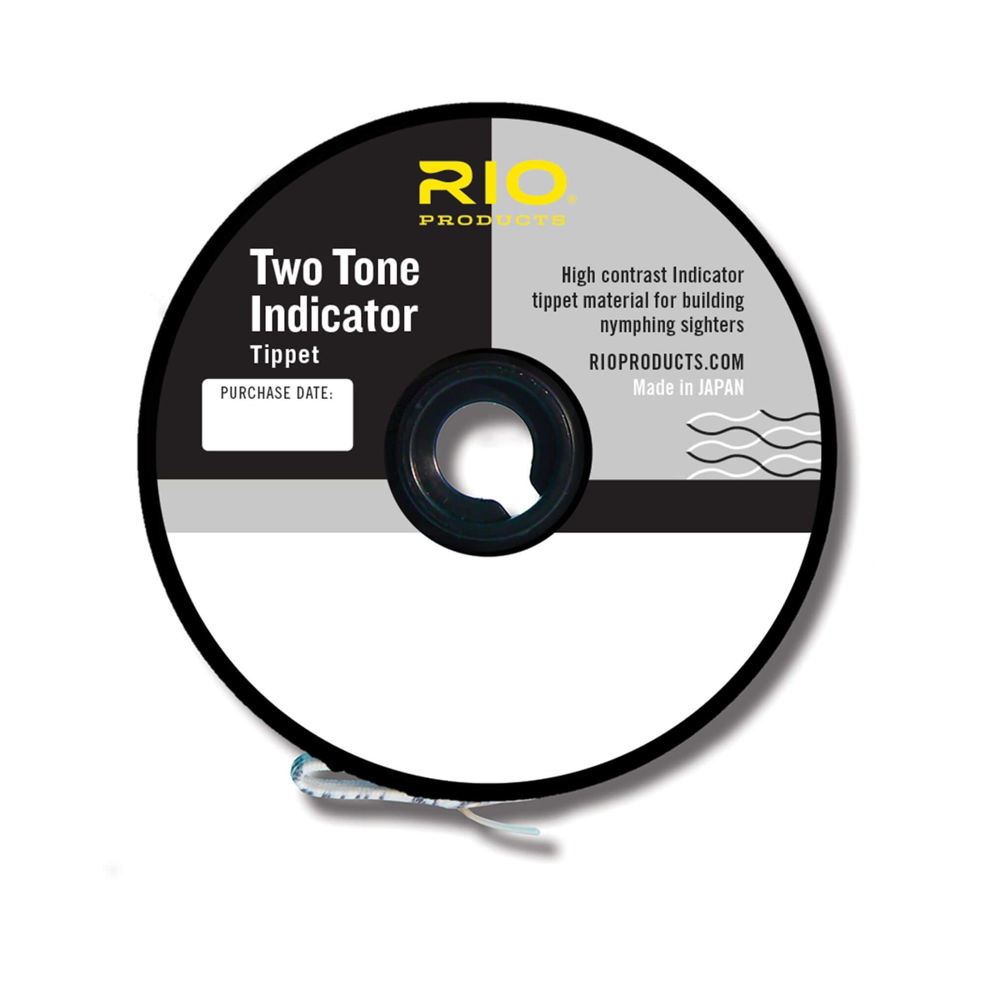 2-Tone Indicator Tippet