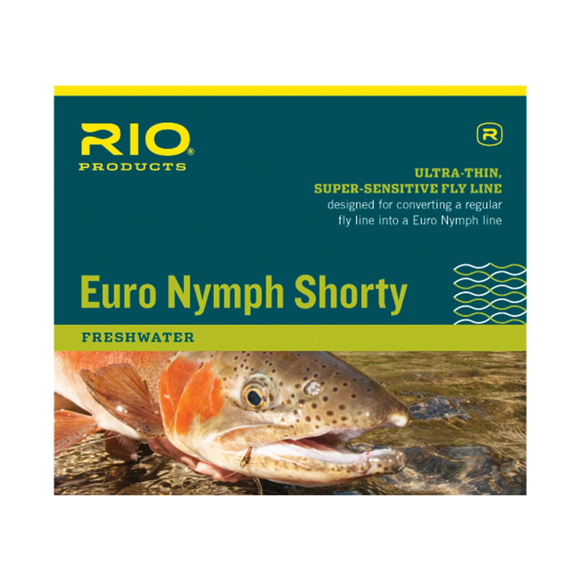 Euro Nymph Shorty