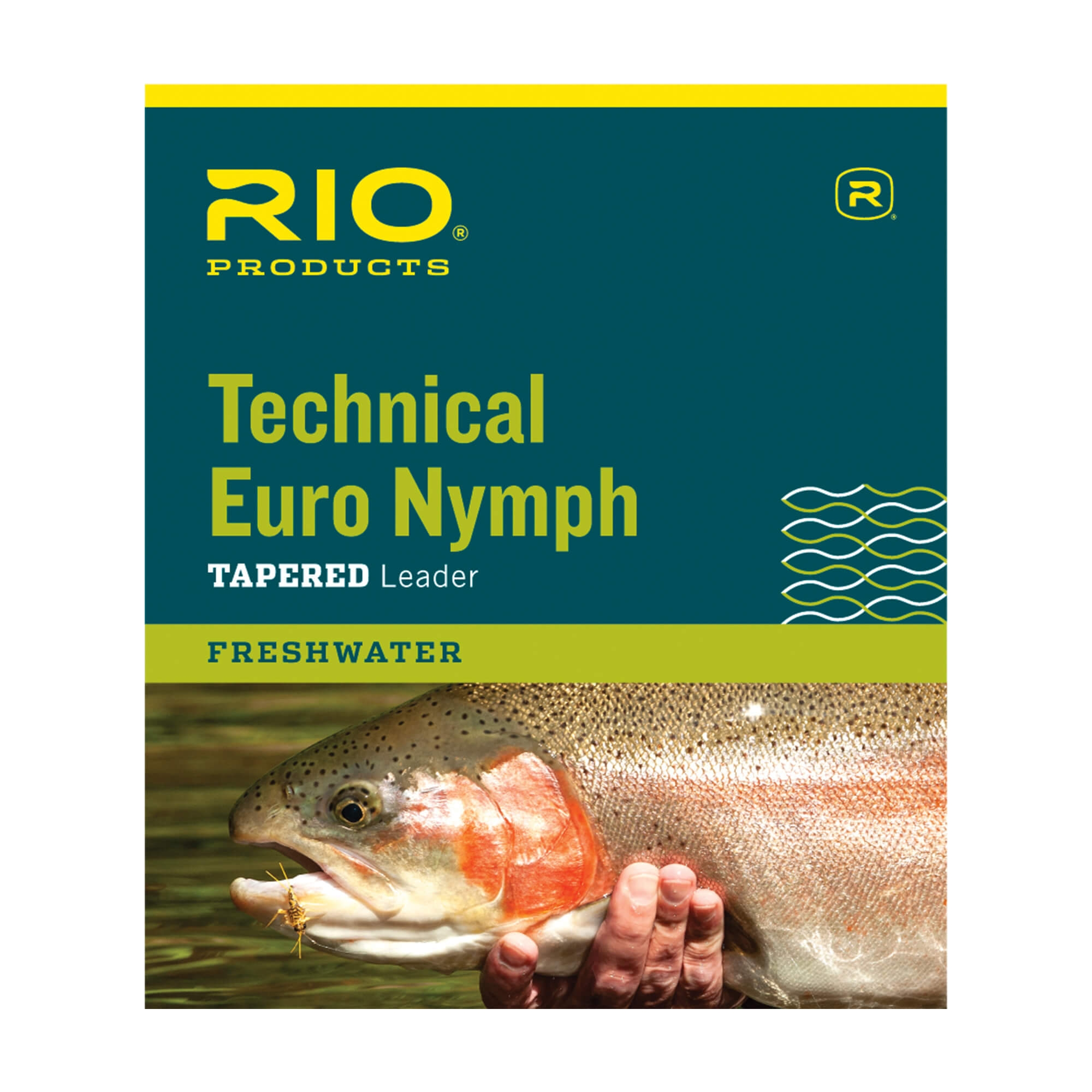 Technical Euro Nymph Leader