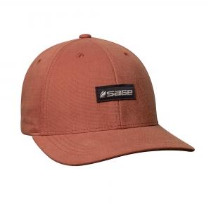 Sage 6 Panel Logo Hat