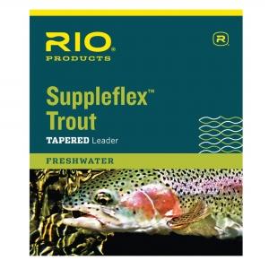 Rio Suppleflex Trout Leader