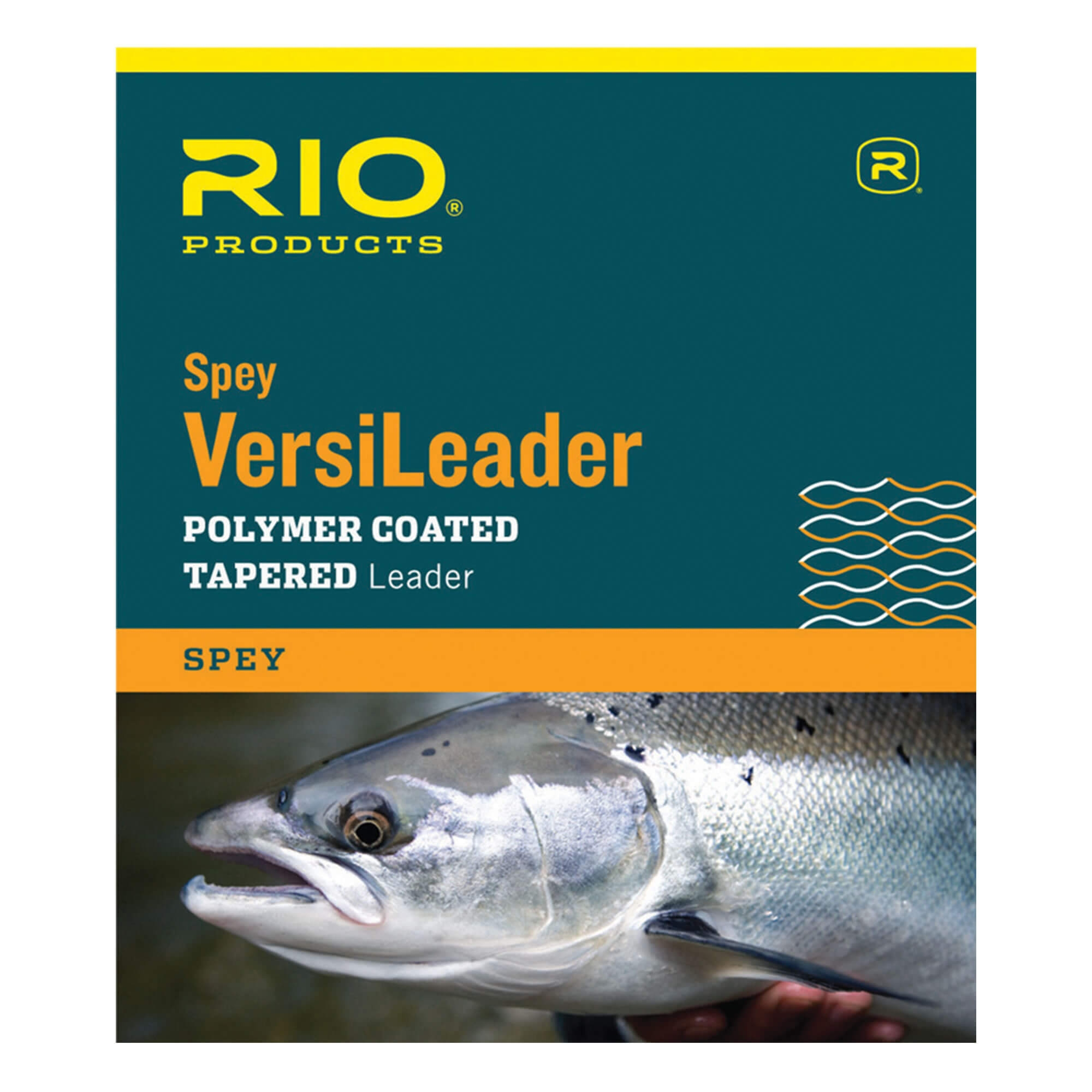 Polymer Coated Tapered Leader Spey Versileader