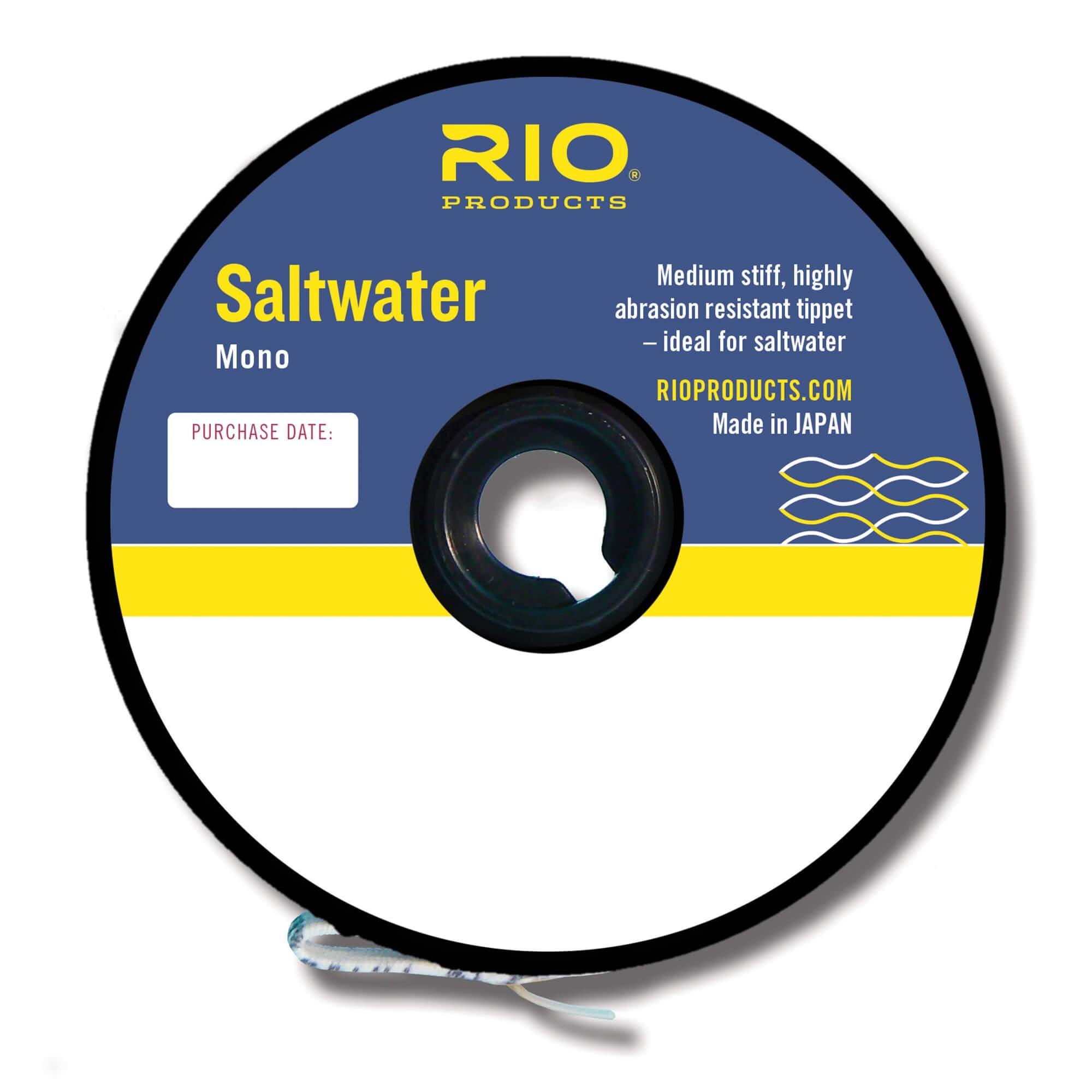 Saltwater Tippet Saltwater Mono