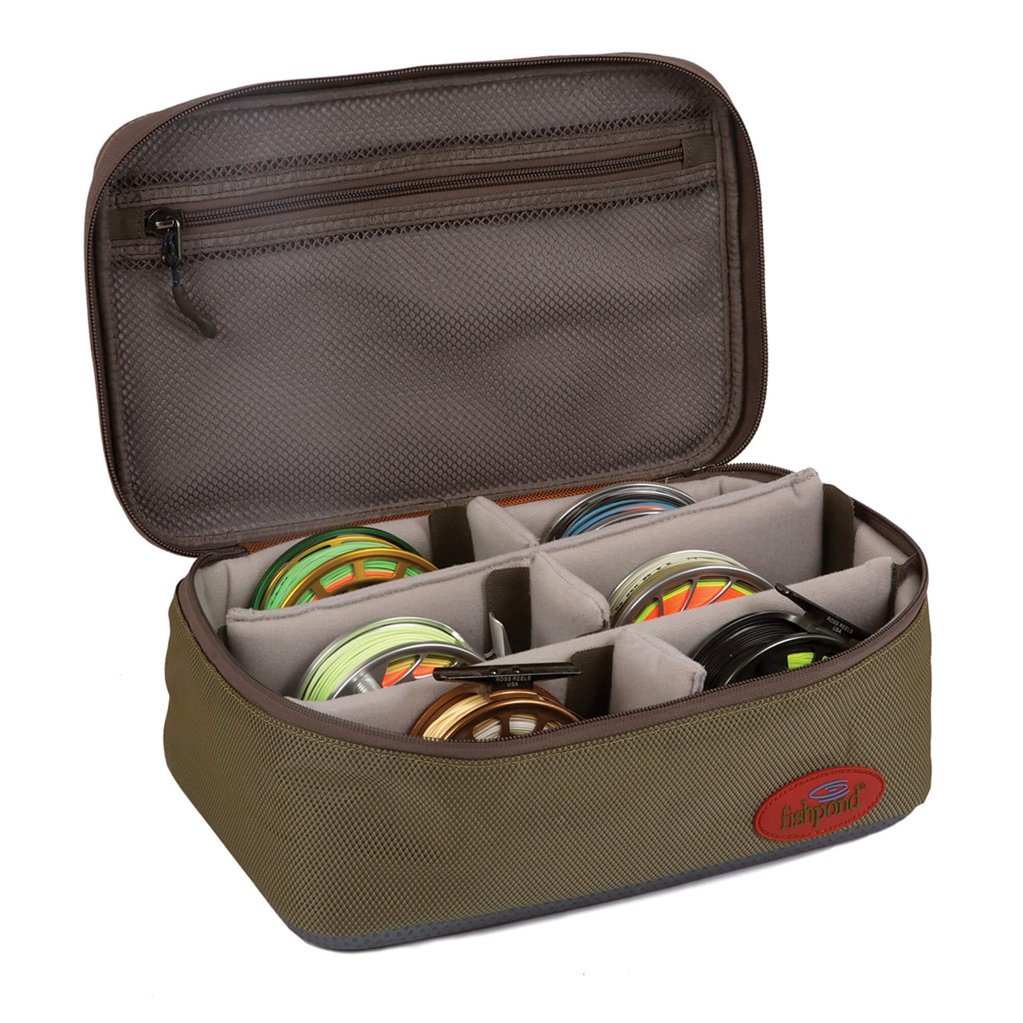 Sweetwater Reel and Gear Case