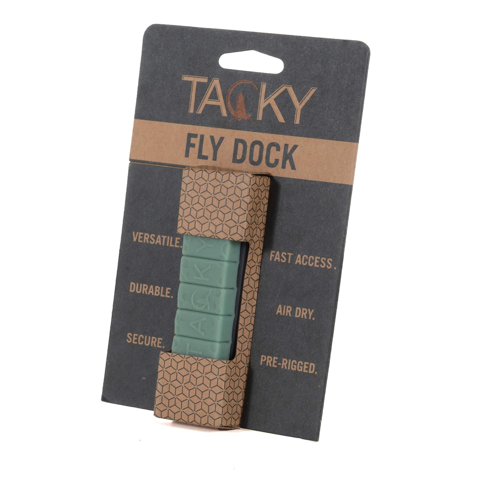 TACKY FLY DOCK