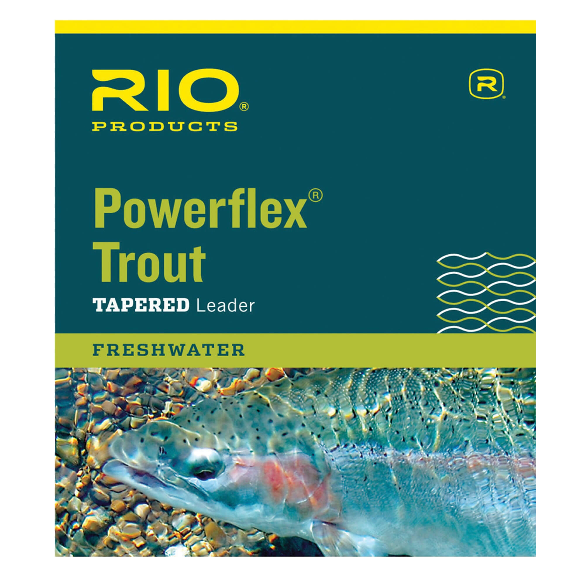 Freshwater Tapered Leader Powerflex® Trout