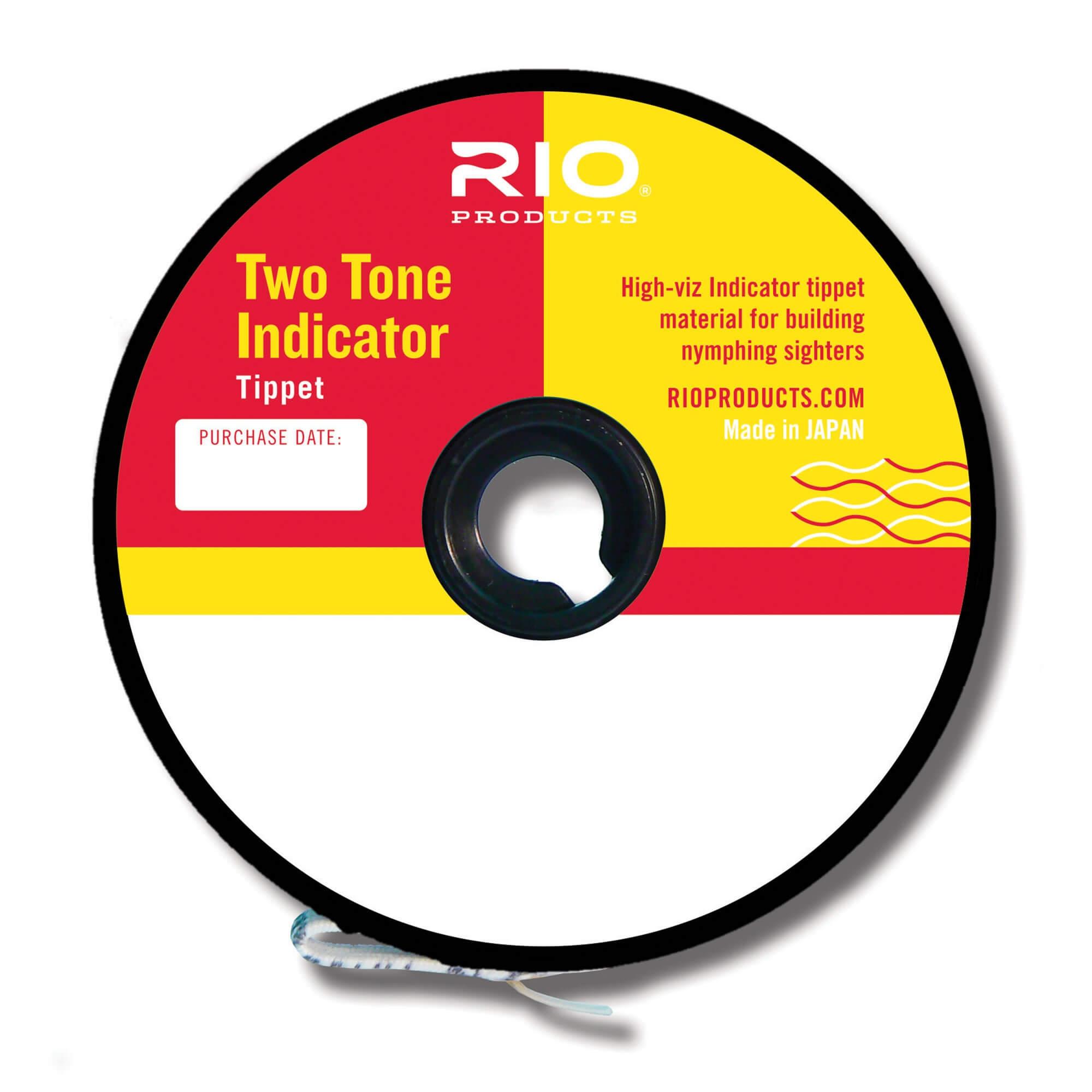 Freshwater Tippet 2-Tone Indicator