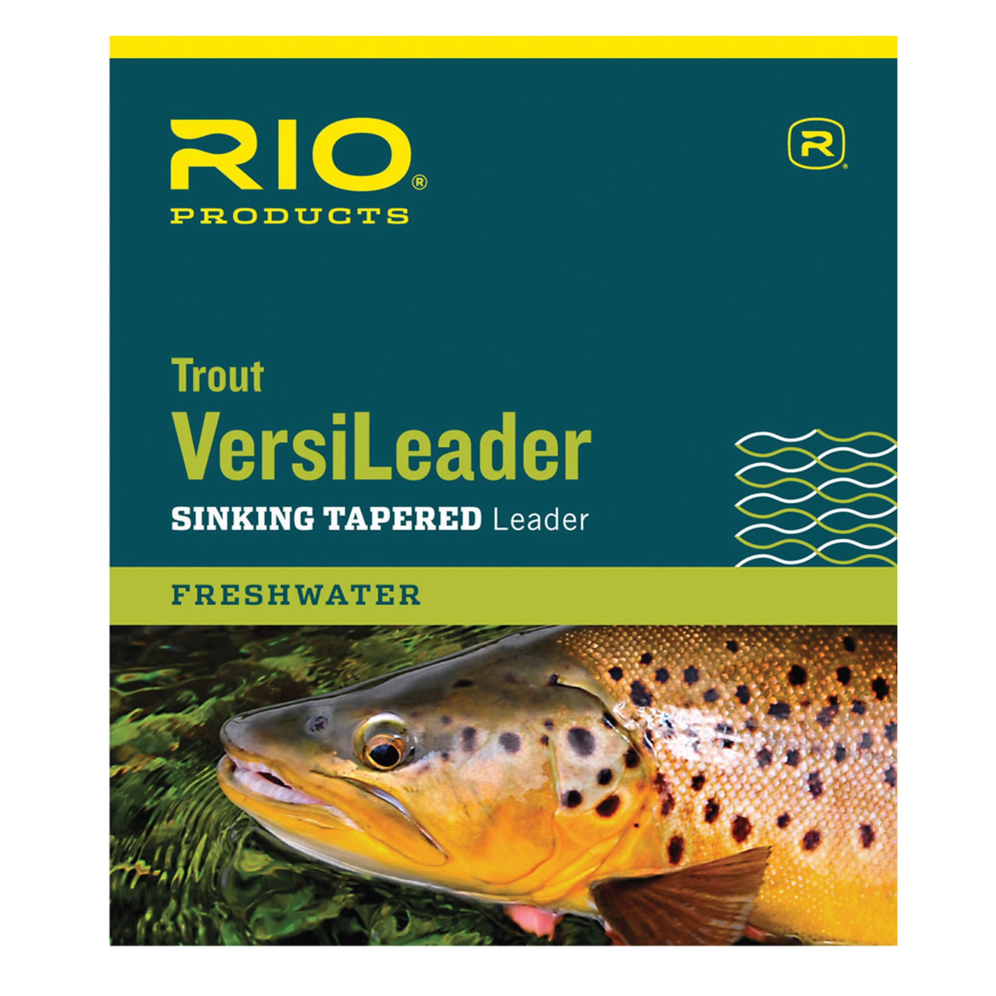Polymer Coated Tapered Leader Trout VersiLeader
