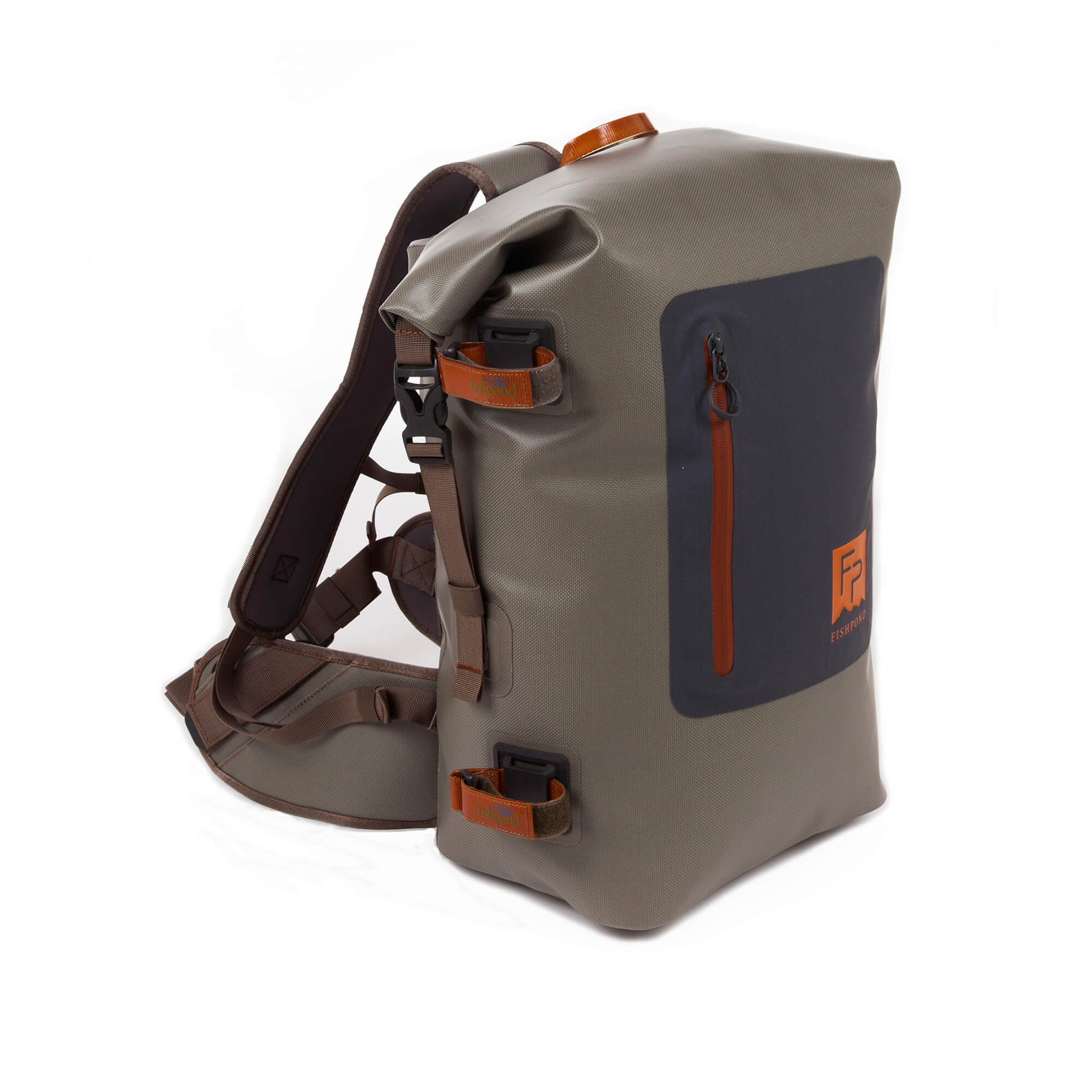 Wind River Roll Top Backpack
