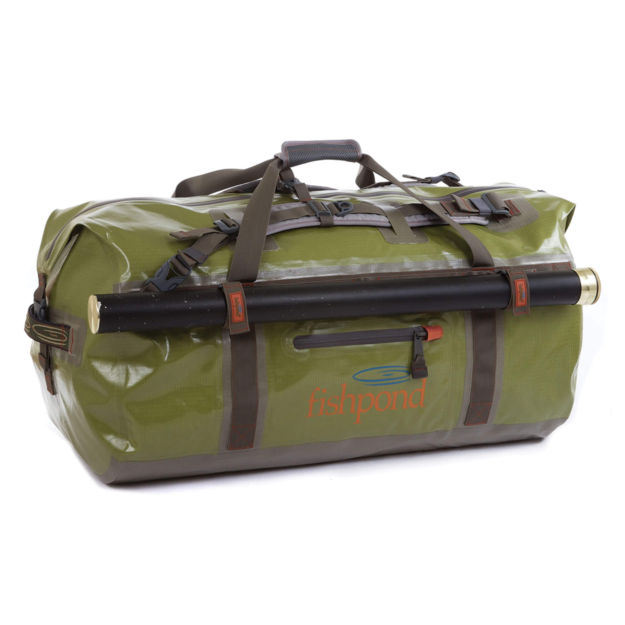 Westwater Large Zippered Duffel